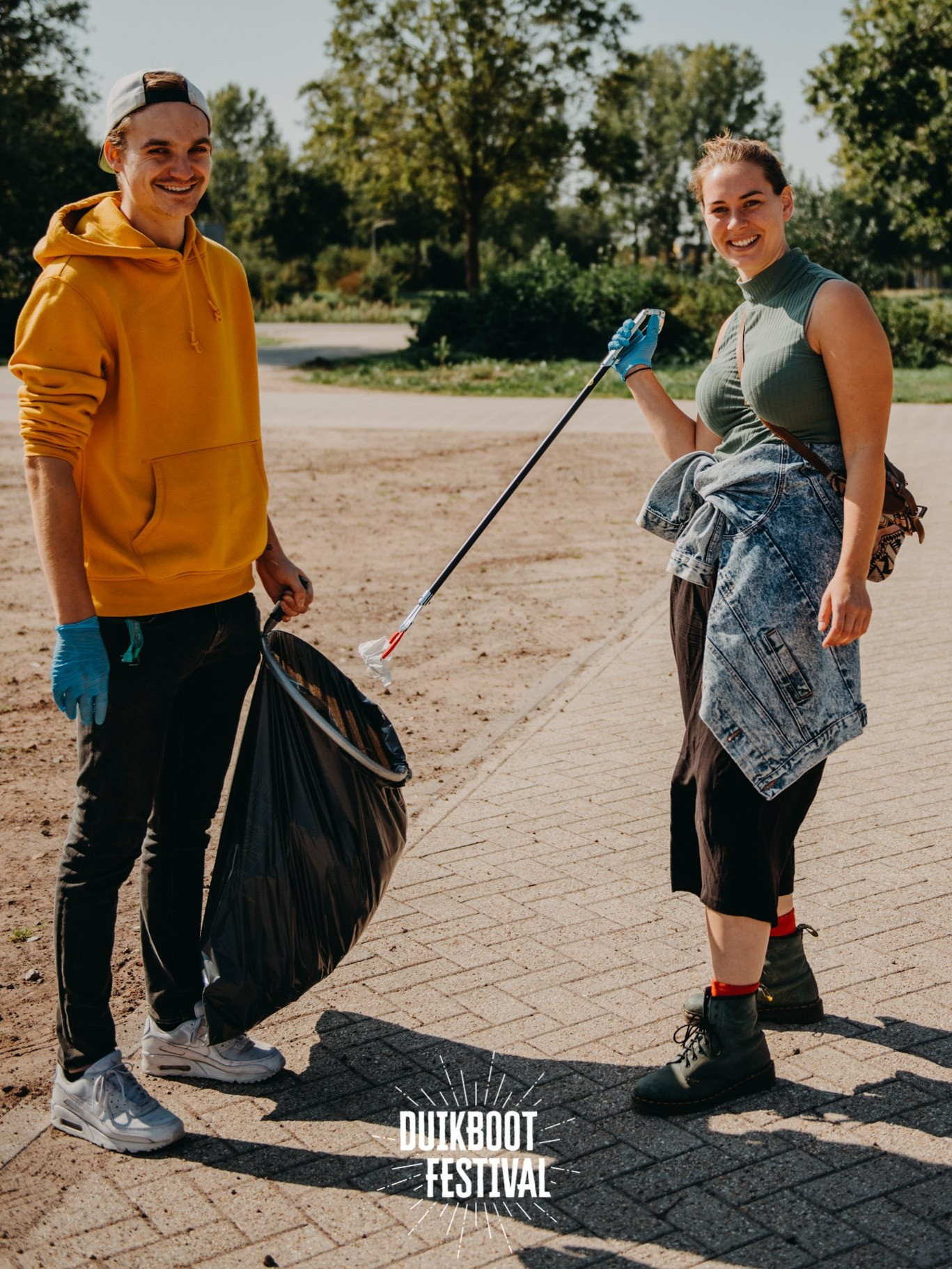 World Cleanup Day!